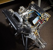 view Hispano-Suiza A (Wright-Martin) V-8 Engine digital asset number 1