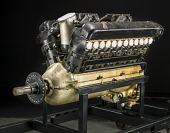 view Curtiss Conqueror V-1550, V-12 Engine digital asset number 1