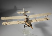 view Model, Static, De Havilland DH-4, US Postal Service digital asset number 1
