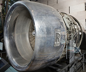 view Rolls-Royce RB211-22 Turbofan Engine, Cutaway digital asset number 1