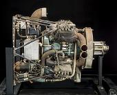 view General Motors X-250, Radial 4 (8) Engine digital asset number 1