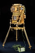 view Camera, Lunar Surface Ultraviolet, Apollo 16 digital asset number 1