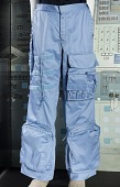 view Trousers, In-Flight Suit, Shuttle, Sally Ride, STS-7 digital asset number 1