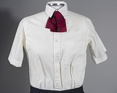 view Blouse, Flight Attendant, Republic Airlines digital asset number 1