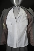 view Blouse, Flight Attendant, United Airlines digital asset number 1