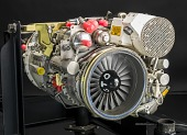 view Williams F112-WR-100 (F107-WR-103)Turbofan Engine digital asset number 1
