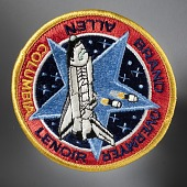 view Patch, Mission, Shuttle, STS-5 digital asset number 1