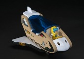 view Toy, Space Shuttle, Lights & Sounds, Brio digital asset number 1