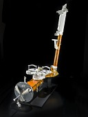 view Manipulator Foot Restraint and Grapple Fixture, Shuttle, Hubble Space Telescope digital asset number 1