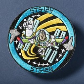 view Patch, Mission, Buzz Lightyear, Student-Designed digital asset number 1