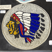 view Insignia, 103rd Aero Squadron, United States Army Air Service digital asset number 1