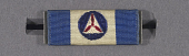 view Ribbon, 1500 Hours Service, Civil Air Patrol (CAP) digital asset number 1