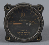 view Hydraulic Pressure Gauge, E-4 digital asset number 1