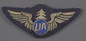 view Badge, First Officer Pilot, Libya International Airlines digital asset number 1