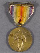 view Medal, World War I Victory Medal, Beckwith Havens digital asset number 1