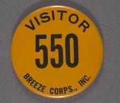 view Badge, Identification, Breeze Corporation Inc. digital asset number 1
