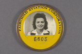 view Badge, Identification, Fairchild Aviation Corporation digital asset number 1