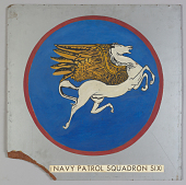 view Insignia, Patrol Squadron 6, United States Navy digital asset number 1