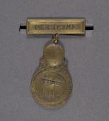 view Medal, Pan American Aeronautical Exposition Medal digital asset number 1