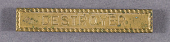view Medal, Clasp, Destroyer, World War I Victory Medal digital asset number 1