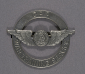view Badge, Cap, Civil Aeronautics Administration digital asset number 1