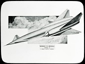 view Navaho Missile (XSM-64, MX-770). [lantern slide] digital asset number 1