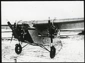 view Fokker C-2, Civil; Air Transport, Airlines, Colonial Air Transport (USA). [lantern slide] digital asset number 1