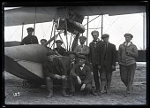 view Curtiss F Boat; Education, Schools, General, Curtiss Flying Schools (USA). [glass negative] digital asset number 1