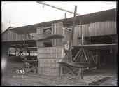 view Curtiss, General, Aircraft; Propulsion, Engines, Curtiss, General; Curtiss, General, Shipping. [glass negative] digital asset number 1