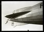 view Lighter than Air (LTA), Airships, UK, Rigid Airships, R 34. [glass negative] digital asset number 1