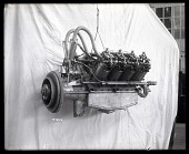 view Propulsion, Engines, Curtiss, General. [photograph] digital asset number 1