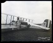view Curtiss Eagle III Ambulance. [photograph] digital asset number 1