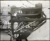 view Curtiss Lark (Model 41), Detail, Engine. [photograph] digital asset number 1