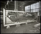 view Curtiss P-6 Hawk Family, Production, Transportation. [photograph] digital asset number 1