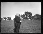 view Bell (Alexander Graham) Tetrahedral Kite Experiments (1907). [photograph] digital asset number 1