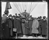 "view LTA, Balloons, USA, McCoy (James Comly) ""America"", Washington (DC) Inflation & Ascent (1907). [photograph] digital asset number 1"