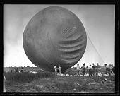 "view LTA, Balloons, USA, Army, ""Signal Corps No. 10"" (SC-10) Trial (Washington, DC 1907). [photograph] digital asset number 1"