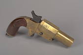 view Flare Pistol, Mark IV, United States Army Air Service digital asset number 1