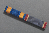 view Ribbon Bar, Air Medal and Distinguished Service Cross digital asset number 1