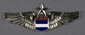 view Badge, Pilot, Nicaraguan Air Force digital asset number 1