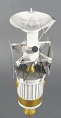 view Model, Planetary Probe, Magellan Spacecraft, 1:25 scale digital asset number 1