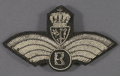 view Badge, Bombardier, Royal Norwegian Air Force digital asset number 1