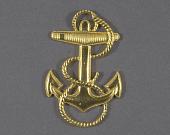 view Badge, Cap, Midshipman, United States Naval Academy digital asset number 1