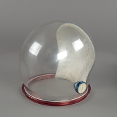 view Helmet, Pressure Bubble, Bean, Apollo 12 digital asset number 1