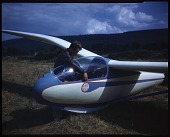view Kirby Gull Sailplane. [photograph] digital asset number 1