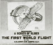 view United States Army Around the World Flight (1924) Collection digital asset: United States Army Around the World Flight (1924) Collection