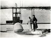 "view Benoist Type XIV; Jannus, Antony H. ""Tony""; St. Petersburg-Tampa Airboat Line (USA). [photograph] digital asset number 1"