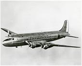 """view American Airlines; Douglas DC-4 """"Flagship Washington"""", Douglas C-54 Family, Civil Conversions. [photograph] digital asset number 1"""