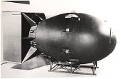 """view Armament, Bombs, Atomic Bomb """"Fat Man"""" (Nuclear Weapon). [photograph] digital asset number 1"""