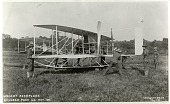 view Wright (Co) Type A Military (Signal Corps No.1); Maryland, College Park Airport. [photograph] digital asset number 1
